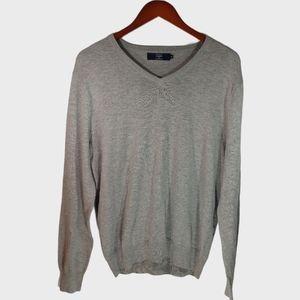 J. Crew V Neck Sweater Size Med
